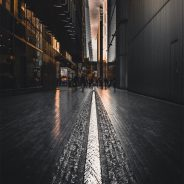Let's escape in cityscape